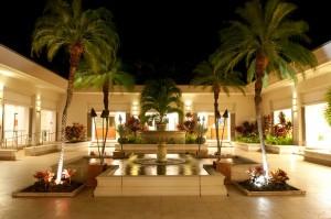 Ballroom Courtyard